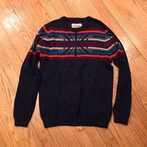 Men's Mossimo Supply Co. Aztec Print Sweater